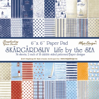 life by the sea paperpack