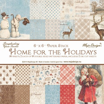 home for the holidays paperpack