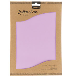 fake leather sheets nr 6