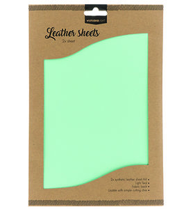 fake leather sheets nr 7