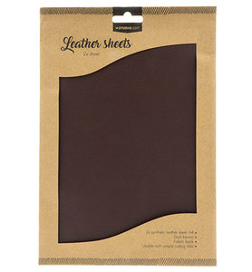 fake leather sheets nr 3